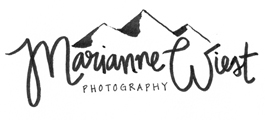 Kalispell Wedding and Family Photographer – 406-871-3524 – Marianne Wiest Photography logo